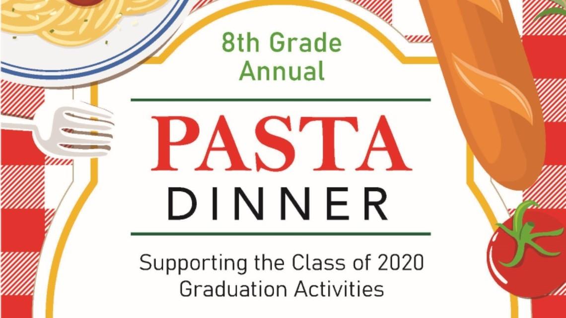Pasta Dinner   2020   Sm